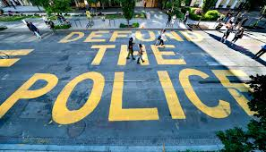 DEFUND THE POLICE: tHINGS YOU NEED TO KNOW ABOUT THAT