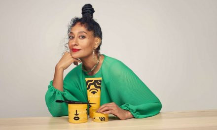 TRACIE ELLIS ROSS INCLUDES STYLING WITH NEW HAIRCARE PRODUCT CALLED PATTERN