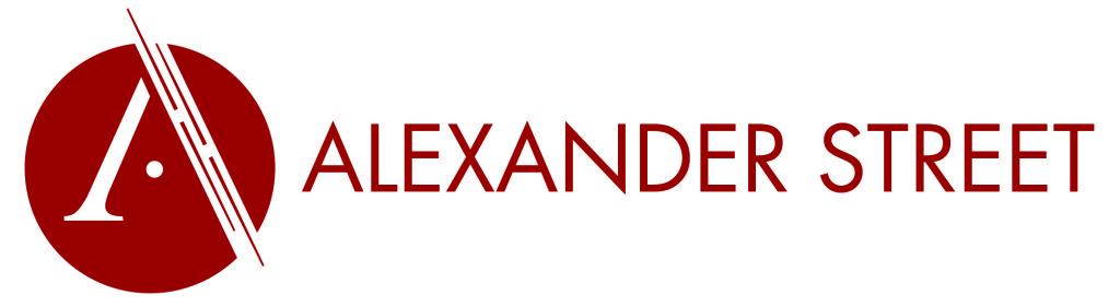 Alexander Street Press logo