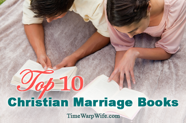 Top 10 Marriage Books