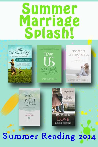 Summer Marriage Splash