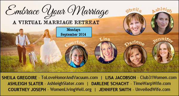 Embrace Your Marriage Series