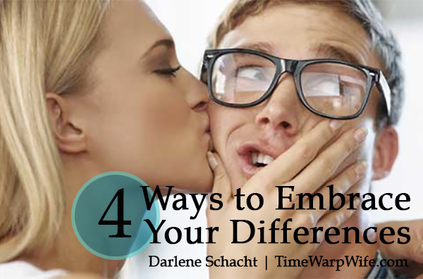 4 Ways to Embrace YourDifferences