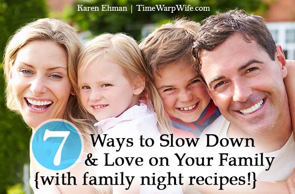 7 Ways to Slow Down
