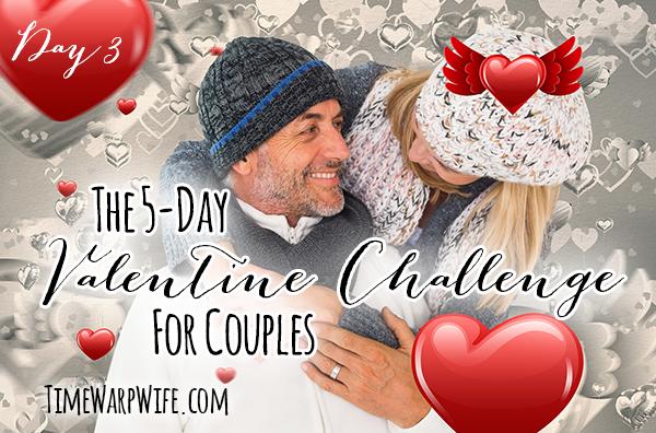 The 5-Day Valentine Challenge