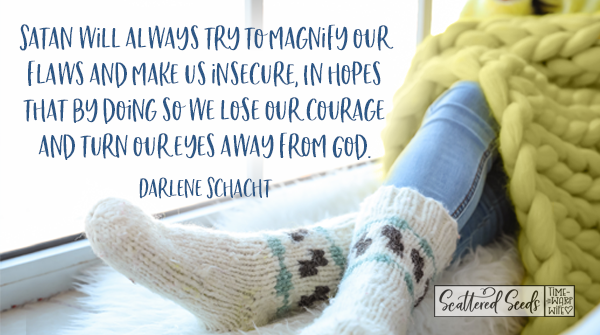 Daily Devotion - When You Don't Have the Courage to Be Who You Are