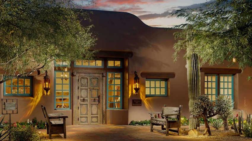 Hermosa Inn Entrance Image 850x478