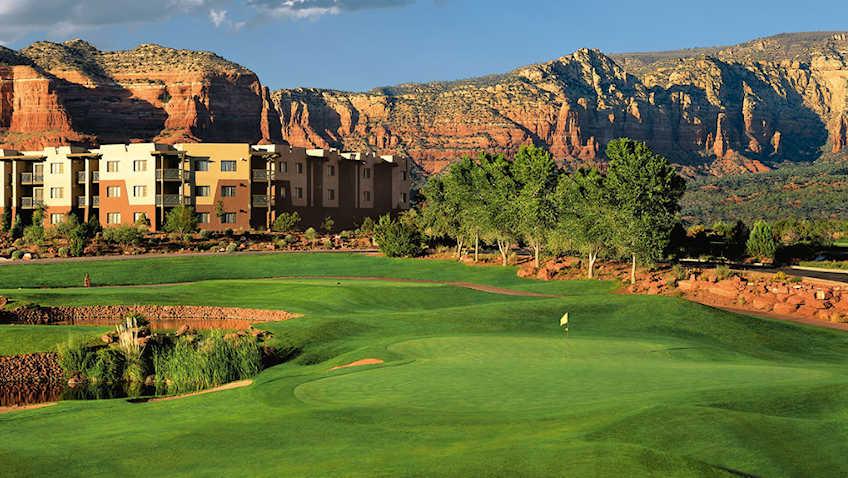 Sedona Golf Resort Image 850x478