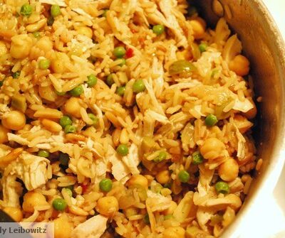 Arroz Con Pollo ( Chicken & Rice )