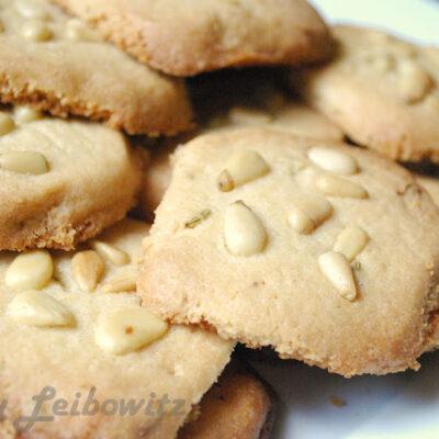 Pine Nut  (Pignoli) Cookies