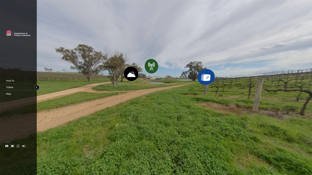 Farm Virtual Tour NSW DPI Farms of the Future