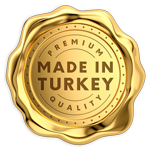 Made In Turkey Premium Quality Seal