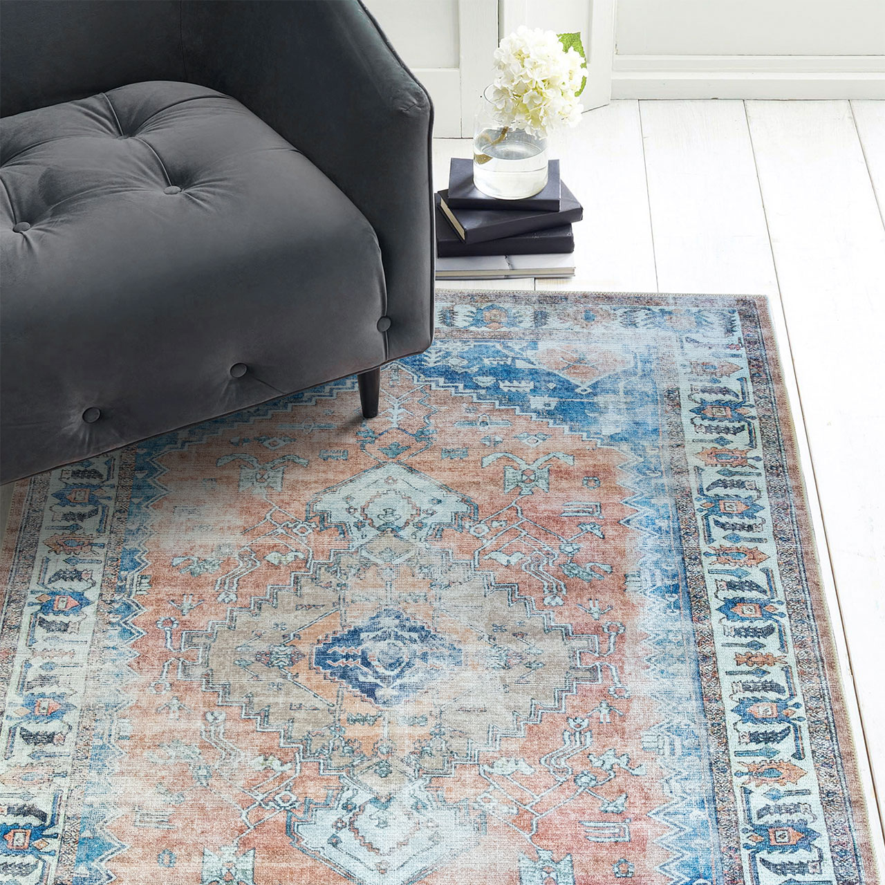 Soft Woven Rugs room