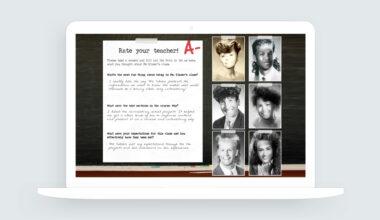 Teacher Tabs E-Learning Template for Storyline 360