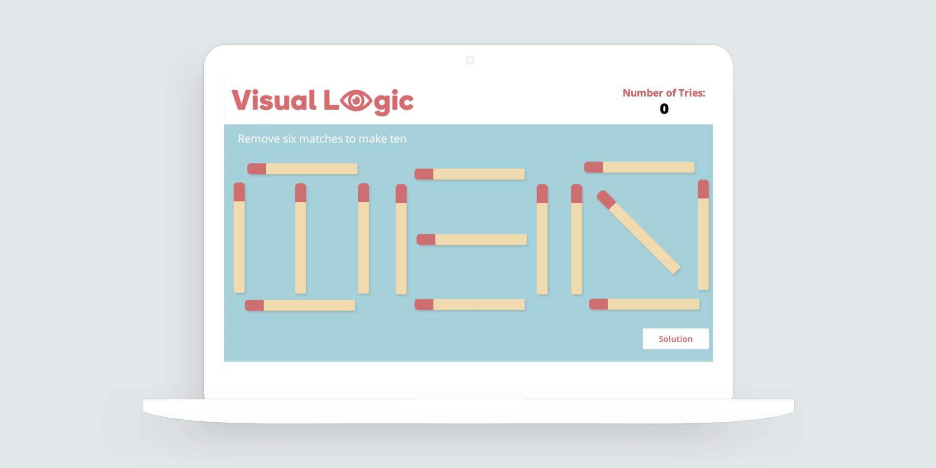 Visual Logic E-Learning Game