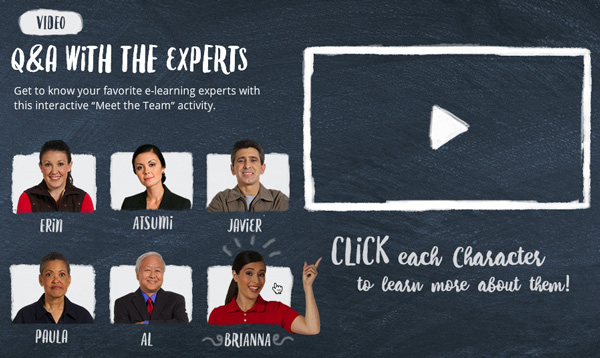 Using Video Players in E-Learning