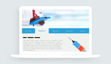 Storyline 360: Medical Tabs Interaction