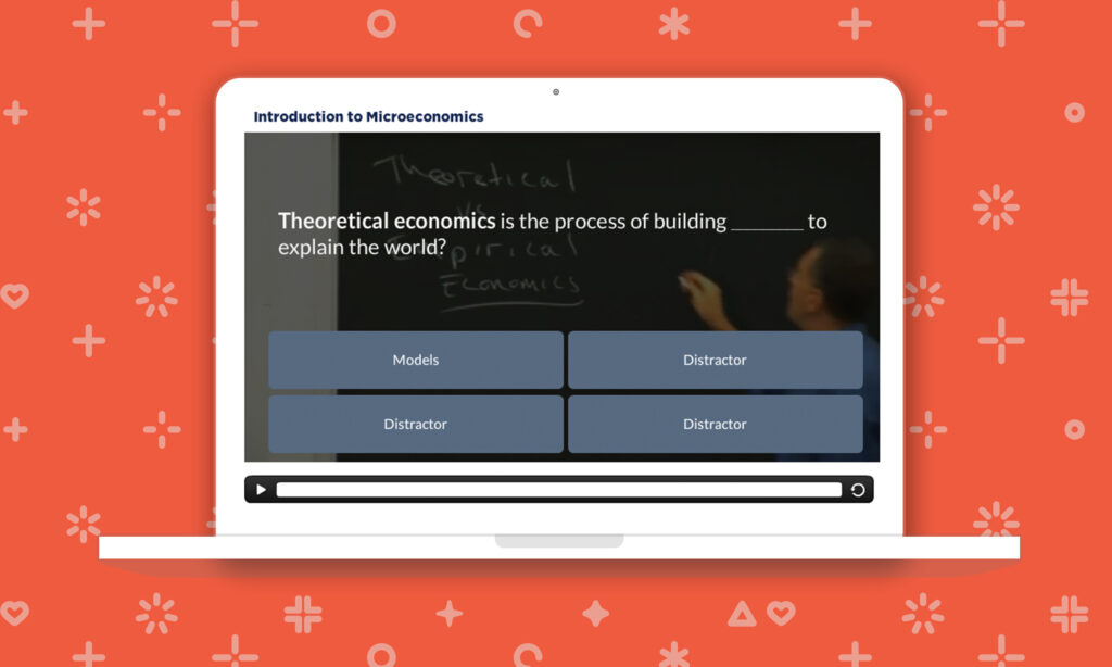 Storyline 360: Video Quiz for College Lectures
