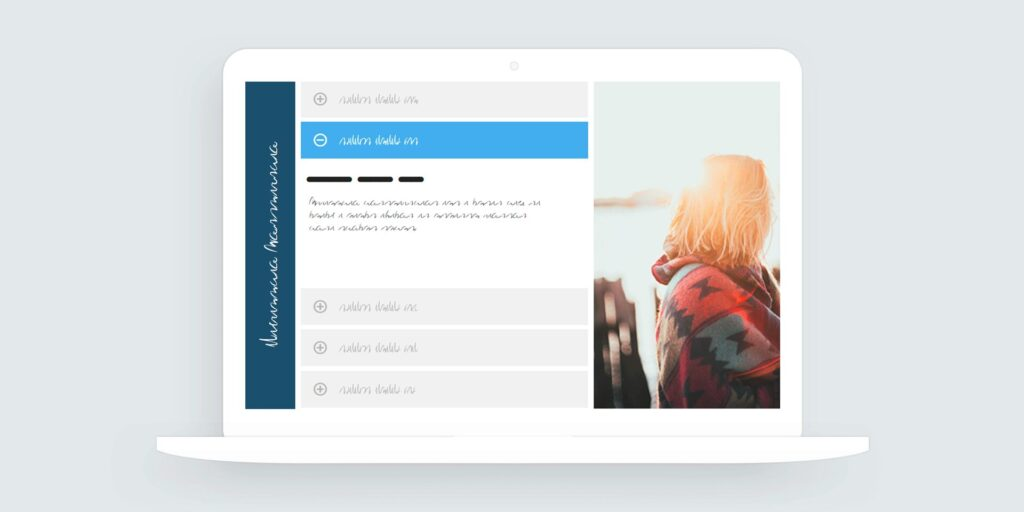 Storyline 360: Tabcordion Interaction