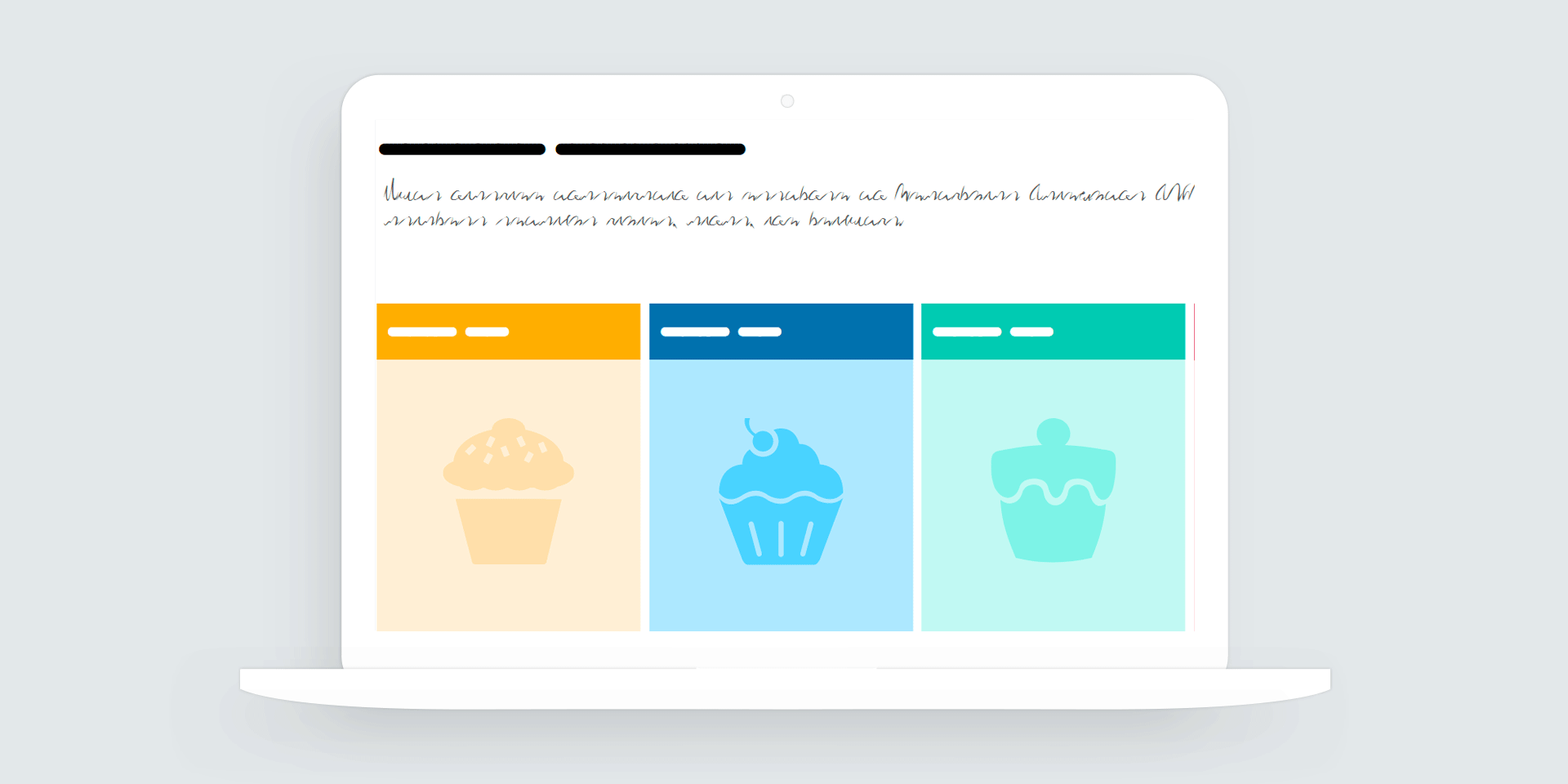 Storyline 360: Animated Notecards Interaction