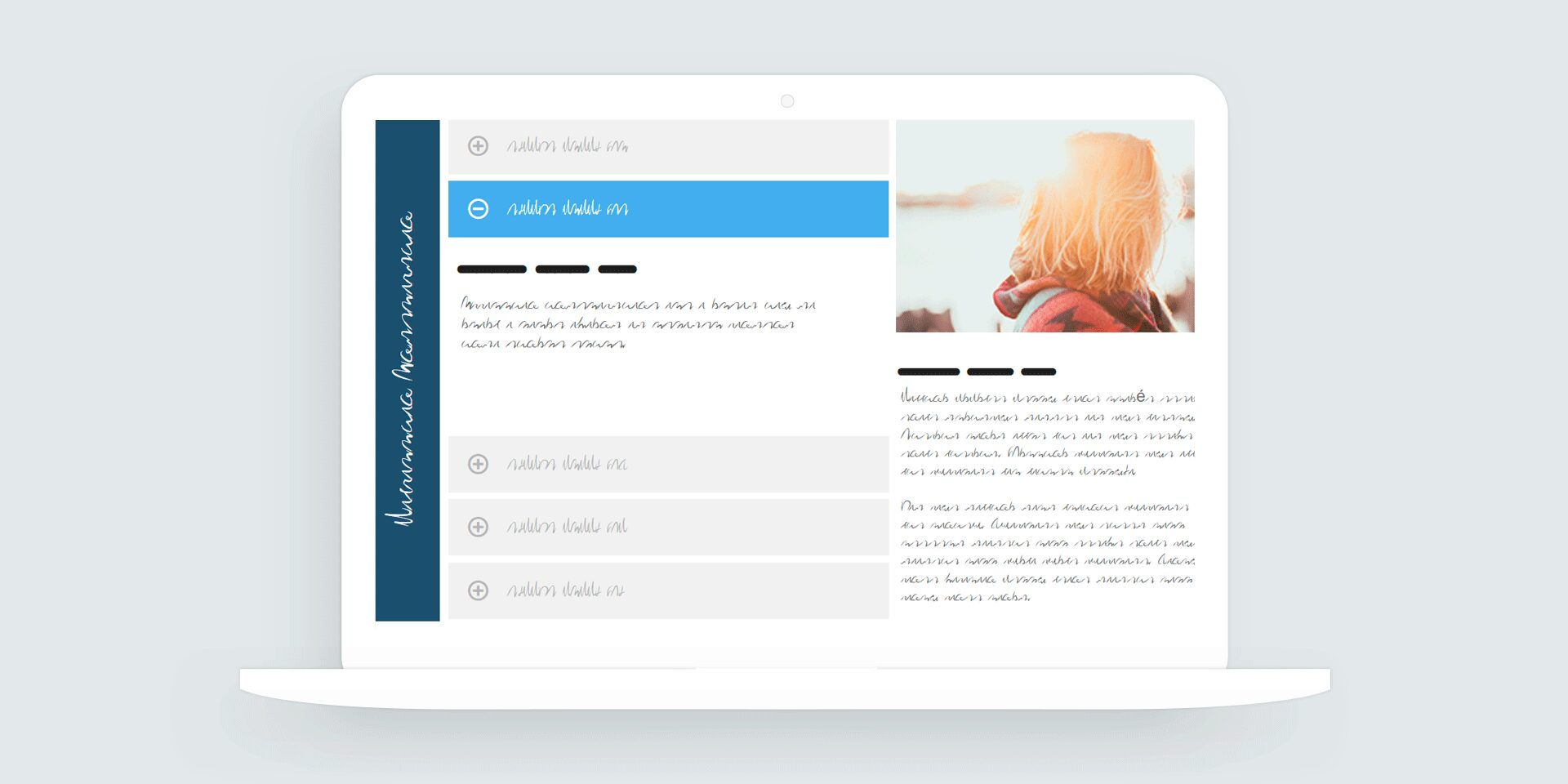 Storyline 360: Tabcordion with Scrolling Panel