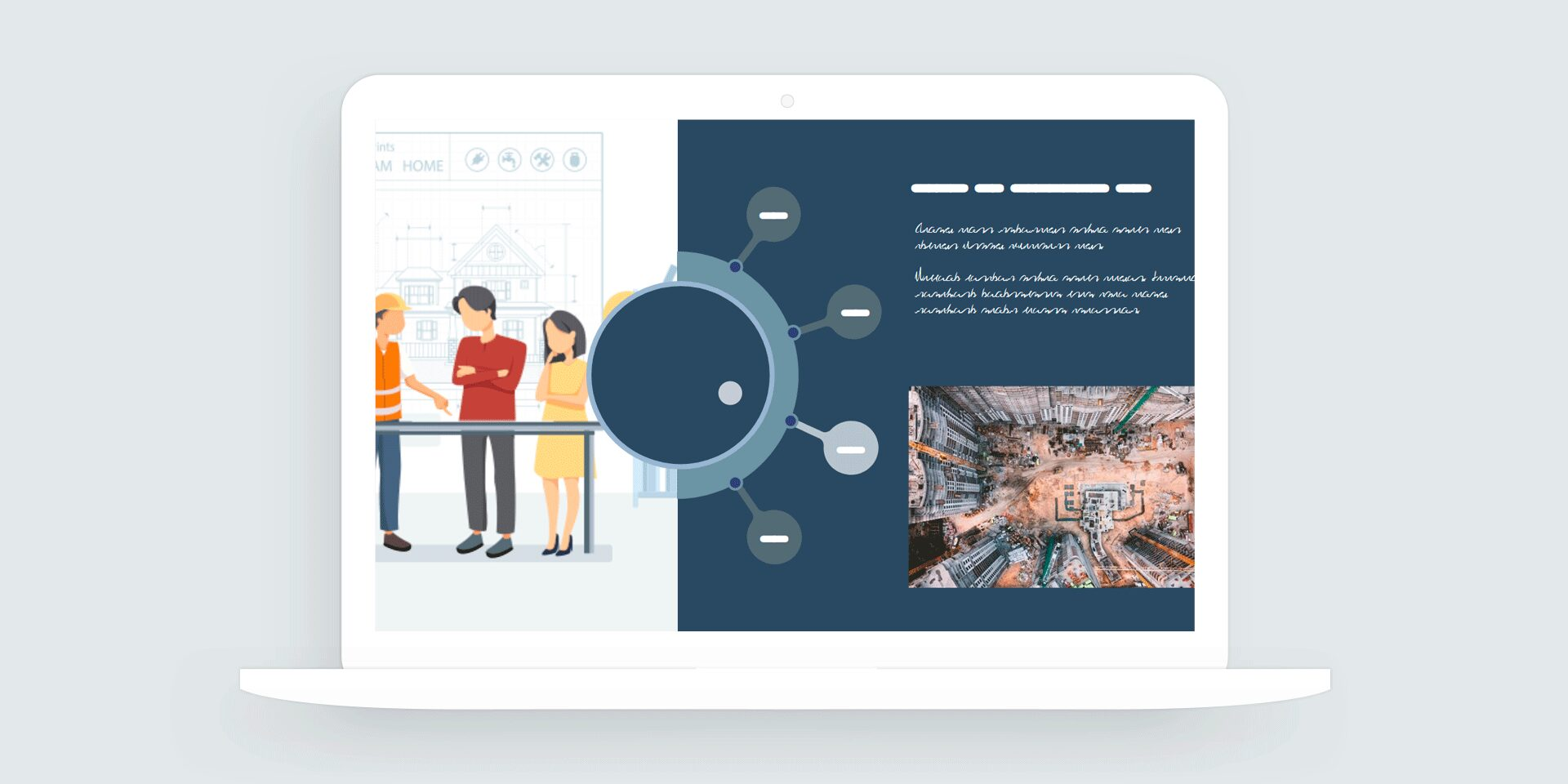 Using Dials to Create Infographics in E-Learning