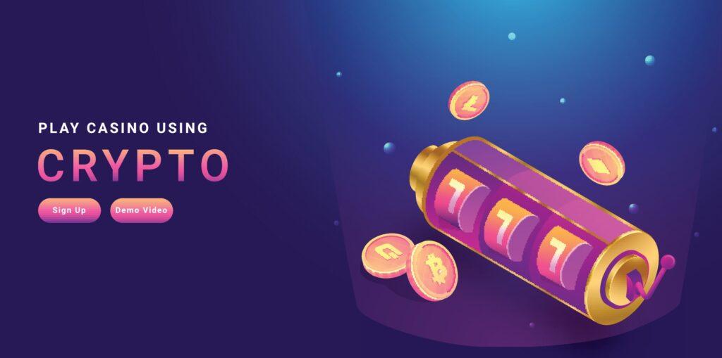 Play Crypto Slots