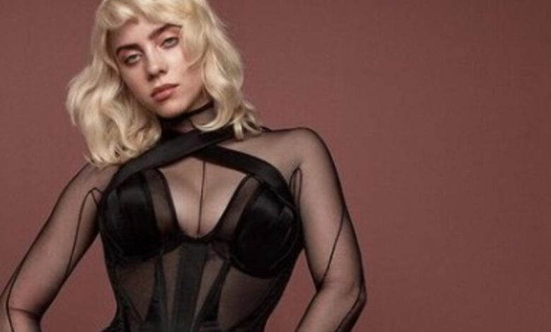 Billie Eilish es la nueva portada de Vogue