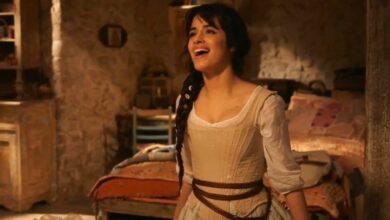 Así luce Camila Cabello como Cenicienta
