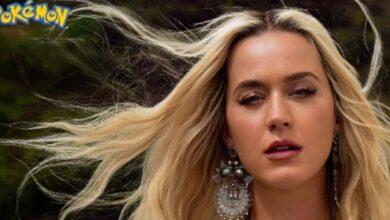 Katy Perry revela la portada de su nuevo sencillo: Electric
