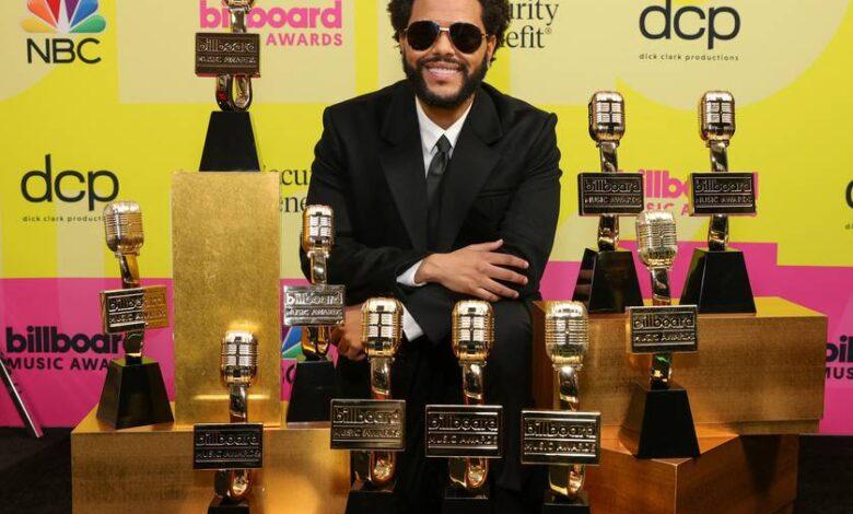 Esta es la lista de ganadores de los Billboard Music Awards 2021
