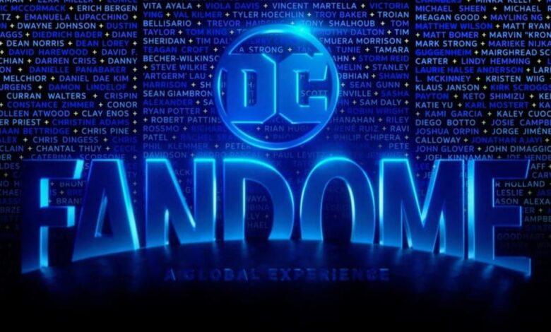 Esto es lo que sabemos sobre la DC FanDome 2021