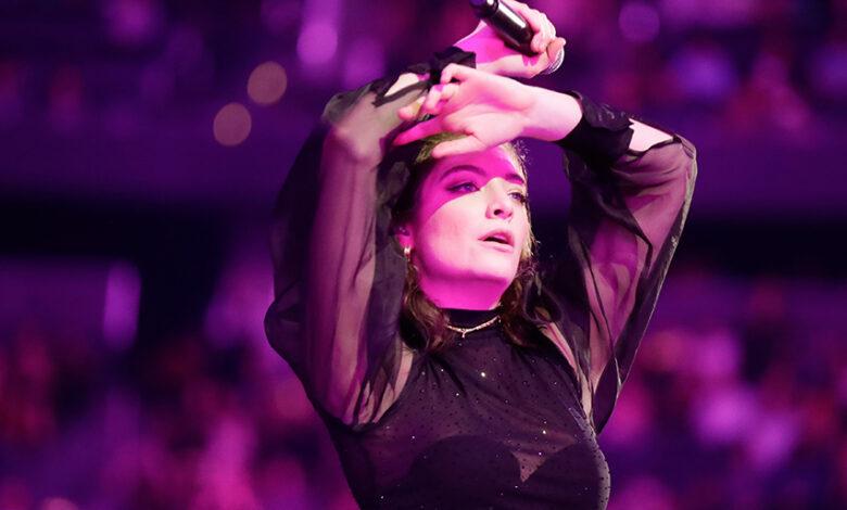 Lorde anuncia un nuevo sencillo, después de 4 años
