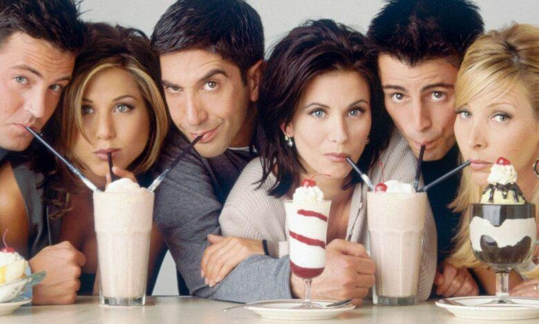 La reunión del elenco de Friends ya tiene fecha de grabación