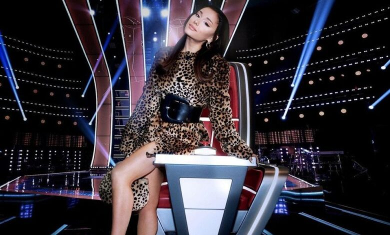 """Ariana Grande será coach de """"The Voice"""""""