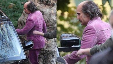 """Jared Leto en las nuevas imágenes de """"House of Gucci"""""""