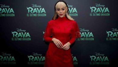 Danna Paola protagonizará la nueva película de Disney.