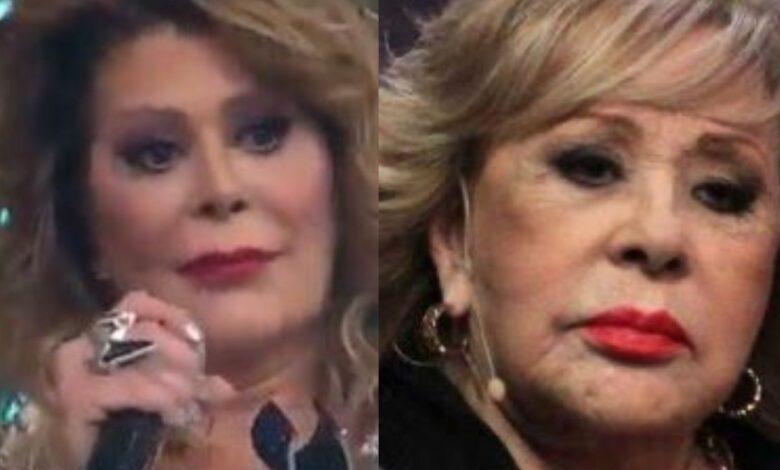 Alejandra Guzmán se está convirtiendo en Silvia Pinal