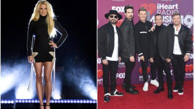 De regreso a los 2000; Britney Spears lanza canción junto a los Backstreet boys 🌠