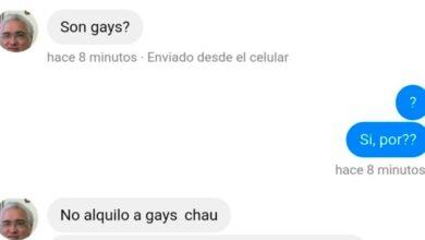 """Dueño de departamento discrimina a joven por ser homosexual: 'No le alquilo a gays"""""""