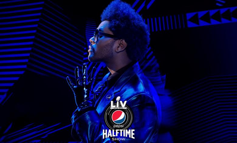 ¡The Weeknd en el Super Bowl 2021!