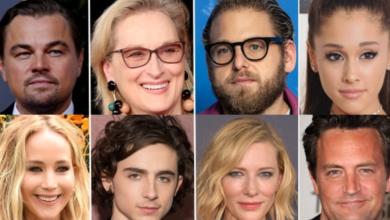 Don't look up, la nueva peli de #Netflix que tendrá a lo mejor de Hollywood 🎥