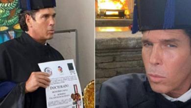 Papi #Palazuelos ya tiene doctorado y tú ni la tesis puedes terminar 😕