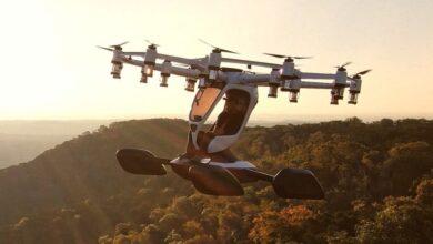 Hexa, el vehículo aéreo que podrás pilotar tú mismo