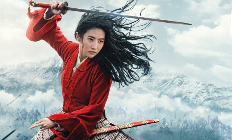 ¡Es hoy! Mulan se estrena en streaming