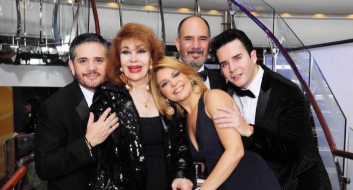 Falleció la mamá de Itatí Cantoral, la actriz de Soraya Montenegro