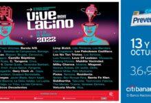 El Vive Latino regresa en 2022 y ya sabemos quiénes formarán parte del lineup