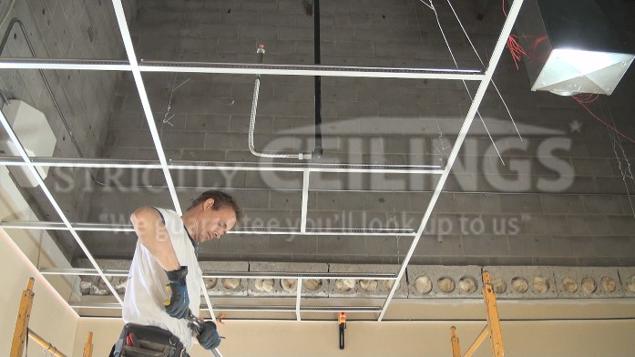 Drop Ceiling Installation Tools