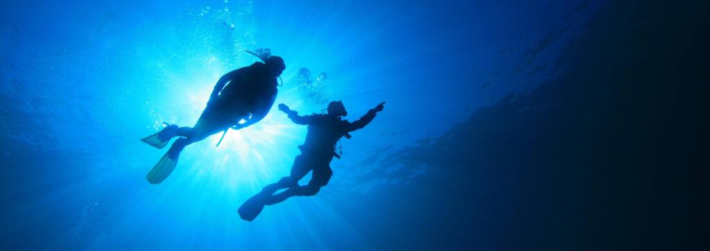 Scuba diving key largo