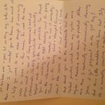 Sd fertility acupuncture - patient thank you letter 2-2015